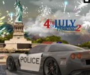 4th Of July Parking 2 - Праздничная парковка