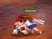 Super Pocket Fighter Adventure - Приключение бойцов