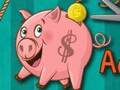 Piggy Bank Adventure: Свинка-копилка