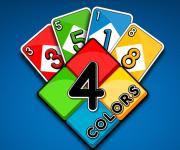4 Colors PGS: Цветные карты