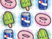 Soda Shop: Магазин сладостей
