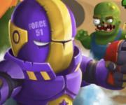 Special Squad Vs Zombies: Спецназ против зомби