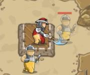 Crusader Defense: Атака и защита