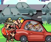 Road Rage Trip: Дорожная ярость