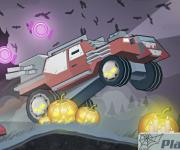 Uphill Halloween Racing: Гонка в Хэллоуин