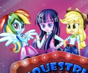Equestria Girls Theme Room: Комната пони