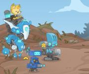 Robot Fighter: Epic Battle - Драка роботов