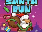 Santa Run: Побег Санты-Клауса