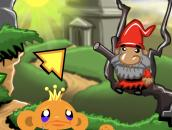 Monkey GO Happy Devil's Gold: Золото дьявола