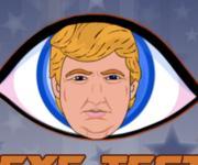 Trump Eye Test: Зоркий Трамп
