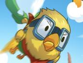 Tweety Fly: Полет птички