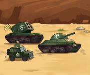 Tank Battle: War Commander - Танковая битва