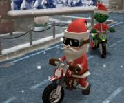 Santa's Endless Rush: Быстрый Санта