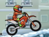 Moto X3M 4: Зимний заезд
