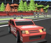 Pixel Racing 3D: Пиксельная гонка