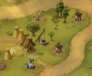 Cows Vs Vikings: Защита викингов