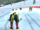 Alpine Ski Master: Быстрый лыжник