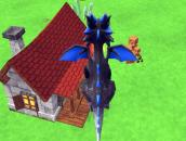 Little Dragon Heroes: World Sim - Геройский дракон