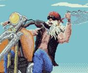 Biker Rage: Байкерская ярость