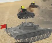 Tanks Battlefield 3D: Танковый расстрел