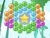 Bubble Spin: Вращение шариков