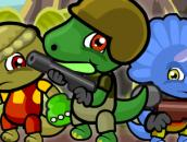 Dino Squad Adventure 2: Дино отряд