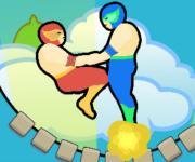 Wrestle Physics: Битва рестлеров