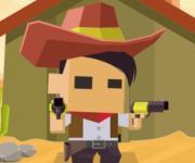 High Noon Hunter: Ковбой против зомби