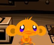 Monkey GO Happy Four Worlds 3 - Необычные миры