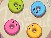 Donut vs Donut: Пончик против пончиков