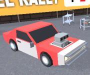 Pixel Rally 3D: Пиксельные гонки
