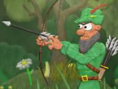 Hobin Rood: Лучник и мишень
