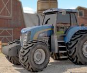 Farm Tractor Parking Simulator: Парковка трактора
