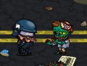 Swat vs. Zombie: Спецназ против зомби