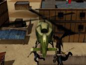 Zombie Choppa: Спасательный вертолет