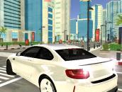 Monoa City Parking: Загруженный город