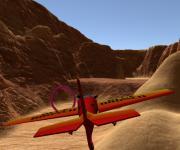 3D Air Racer: Трехмерная леталка
