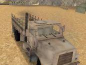 Army Cargo Driver: Военный грузовик
