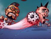 Puppet Football: Fighters - Игрушечный футбол