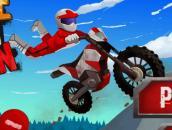 Extreme Moto Run: Экстримальный мото пробег