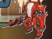 Super Robo Fighter 3: Супер робот
