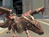 3D Dragon: Vice City - Драконы в городе