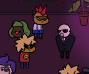 Bounce Floor: Дрожащий пол