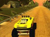 Monster Truck: Beginning - Быстрый монстр трак