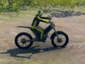 Motocross Trials: Мотокросс по горкам
