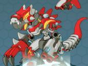 Super Dino Fighter: Роботы-динозавры