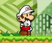 Mario Fire Bounce: Огненный отскок Марио