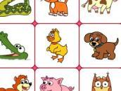 Dora's Say It Two Ways Bingo: Даша-следопыт: карточки