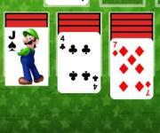 Super Mario Solitaire: Пасьянс Супер Марио