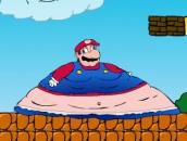 Clinically Obese SMB: Толстый Марио